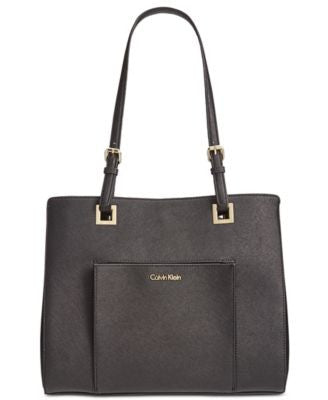 Calvin Klein Saffiano Medium Shopper