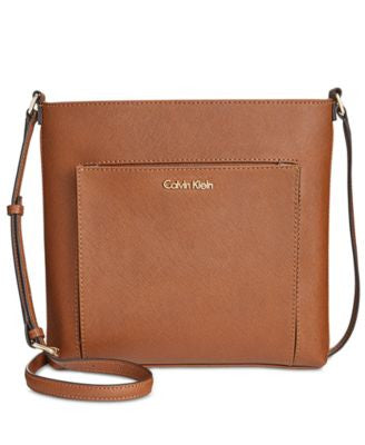 Calvin Klein Small Top Zip Crossbody