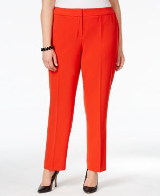 Kasper Plus Size Kristy Trousers