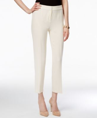 Kasper Petite Kristy Straight-Leg Pants