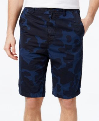 GStar Men's Tapered Camo-Print Shorts