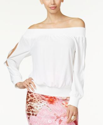 Thalia Sodi Off-The-Shoulder Blouse, Only at Vogily