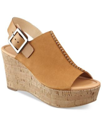 Marc Fisher Sinthya Wedge Sandals
