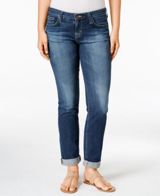 Big Star Kate Palo Verde Wash Straight-Leg Jeans
