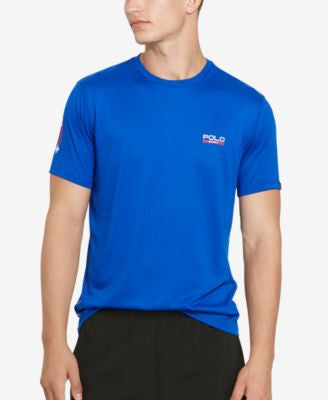 Polo Sport Men's ThermoVent Crew Neck T-Shirt