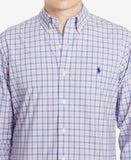 Polo Ralph Lauren Men's Men's Plaid Poplin Shirt