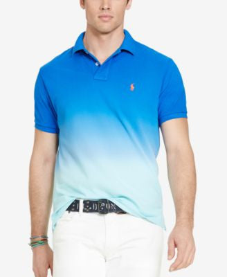 Polo Ralph Lauren Big & Tall Classic-Fit Ombré Polo Shirt