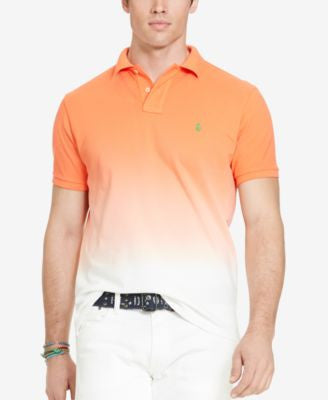 Polo Ralph Lauren Big and Tall Classic-Fit Printed Polo Shirt