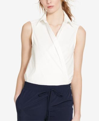 Lauren Ralph Lauren Convertible Wrap Top