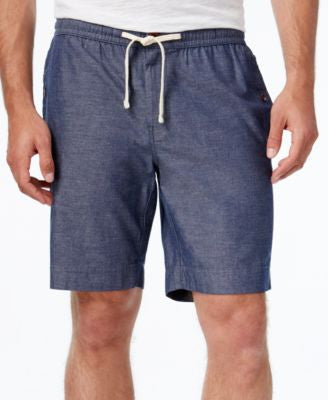 Tommy Hilfiger Men's Skyler Chambray Shorts
