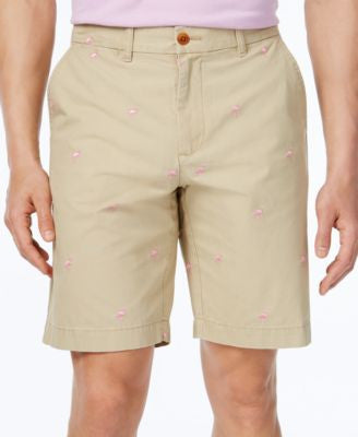 Tommy Hilfiger Men's Flamingo Print Shorts
