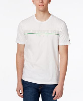 Tommy Hilfiger Men's Big & Tall Graf Short-Sleeve T-Shirt