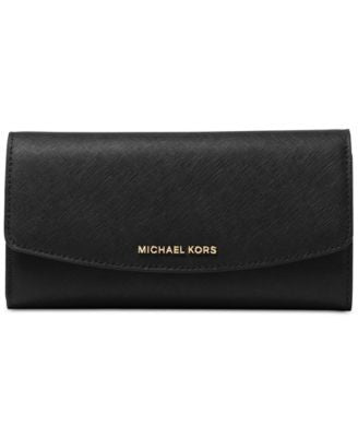 MICHAEL Michael Kors Ava Large Trifold Wallet