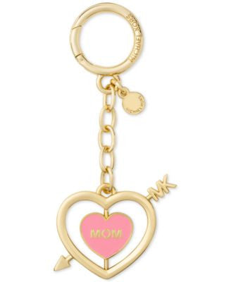 MICHAEL Michael Kors Rotating Heart Key Charm