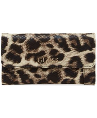 GUESS Delaney Slim Clutch Wallet