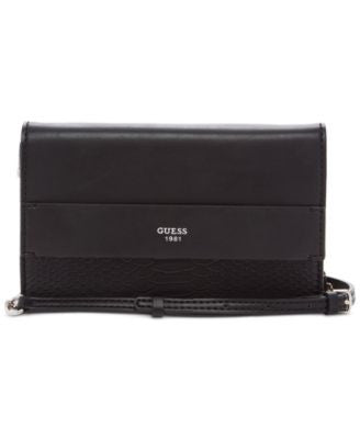 GUESS Evette Petite Flap Crossbody