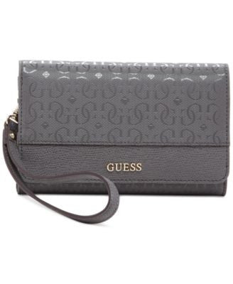 GUESS Janette Phone Organizer Wallet