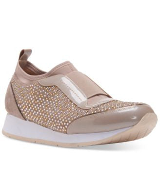 Donald J Pliner Ryley Embellished Slip-On Sneakers