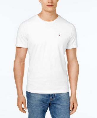 Tommy Hilfiger Big and Tall Men's Beach Crew Neck T-Shirt