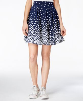 Maison Jules Polka-Dot Circle Skirt, Only at Vogily