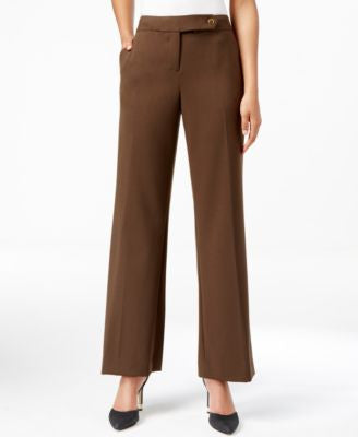 Calvin Klein Wide-Leg Pants