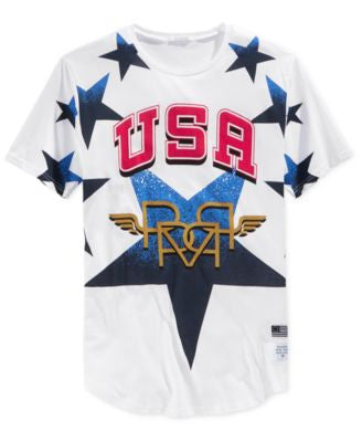 Reason Men's USA Graphic-Print T-Shirt