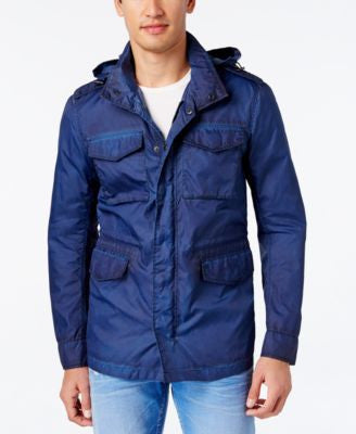 GUESS Men's Sean Safari Jacket