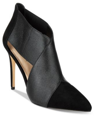 Nine West Eadda Pointed-Toe Booties