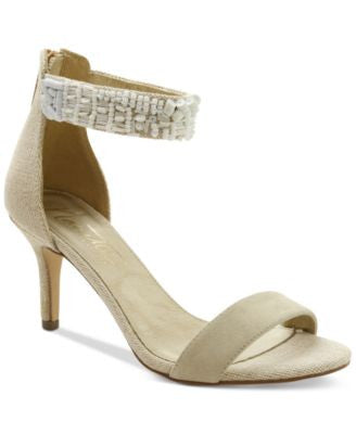 Nanette by Nanette Lepore Betsy Beaded Two-Piece Sandals, Only at Vogily