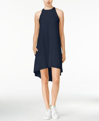 RACHEL Rachel Roy High-Low Trapeze Dress