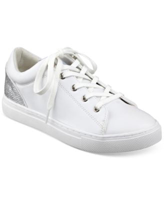 GUESS Women's Jollie Lace-Up Sneakers