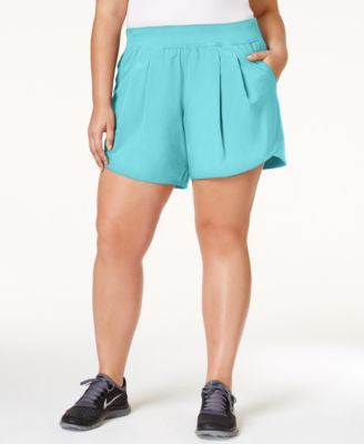 Calvin Klein Performance Plus Size Training Shorts