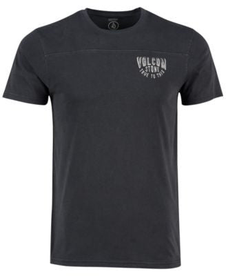Volcom Men's Graphic-Print Logo T-Shirt