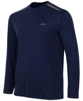 Greg Norman for Tasso Elba Men's Long-Sleeve Performance Shirt