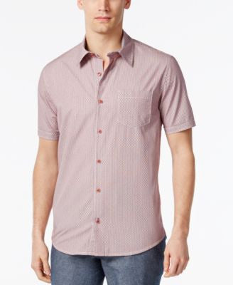 Ryan Seacrest Distinction Rio Collection Campshirt, Only at Vogily