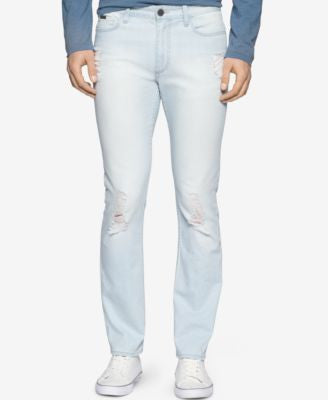 Calvin Klein Jeans Men's Slim-Fit The Beach Down Jeans