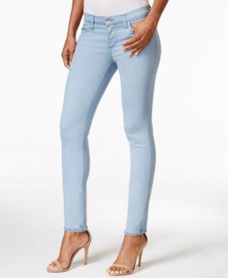 Big Star Alex Ankle Colored Wash Skinny Jeans
