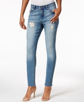 Earl Jeans Ripped Skinny Jeans