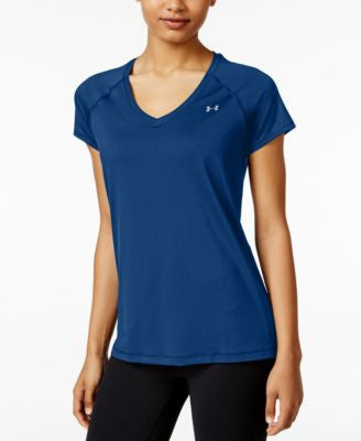 Under Armour HeatGear® V-Neck T-Shirt