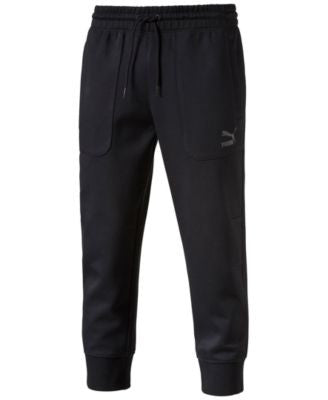 Puma Men's Three-Quarter Sweatpants