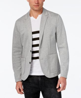 Kenneth Cole New York Men's Bonde Knit Two-Button Blazer
