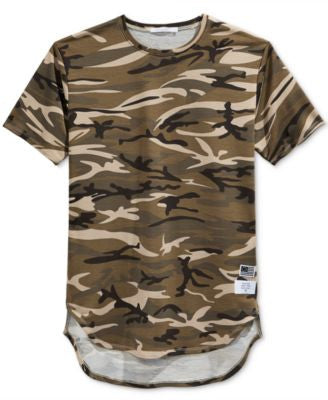 Reason Men's Camo-Print T-Shirt