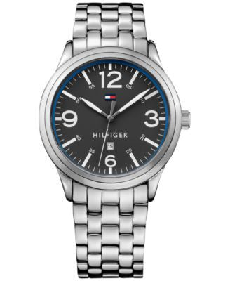 Tommy Hilfiger Men's Table Stainless Steel Bracelet Watch 42mm 1791260