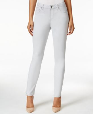 Earl Jeans Colored Wash Skinny Ankle Jeans