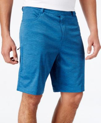 Hawke & Co. Outfitter Men's Water Resistant Stretch Knit Shorts