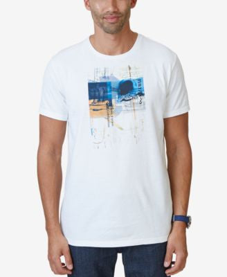 Nautica Men's Graphic-Print T-Shirt