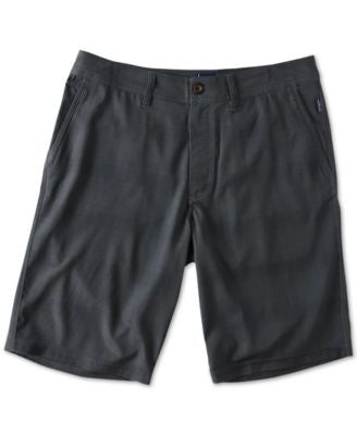 Jack O'Neill Men's Chipshot Plaid Hybrid Shorts