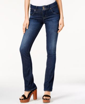 Hudson Jeans Beth Warrant Wash Baby Bootcut Jeans