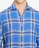 Polo Ralph Lauren Men's Big & Tall Men's Plaid Estate Shirt