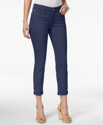 NYDJ Petite Colored Cropped Jeans